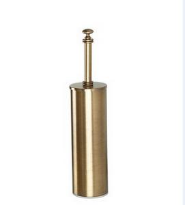 Ершик для туалета ALL.PE Harmony HA020br, бронза
