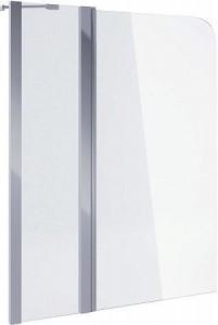 KAAC.1609.1000LP Шторка на ванну Excellent Actima 900 100 см, стекло - прозрачное, профиль - хром