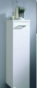 Пенал Idea Stella Idea 03019SX BI/Bi высота 68 см петли слева цвет bianco