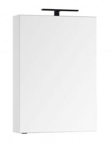 Зеркало-шкаф Aquanet Эвора 60 00184304, цвет белый