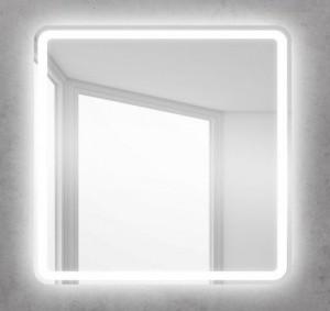 Зеркало BelBagno SPC-MAR-600-600-LED-TCH 60 x 60 см со встр. светильником и сенсор. выключателем