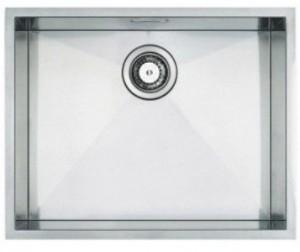 122.0203.471 Мойка Franke PLANAR PPX 110-52,, нижняя установка, нержавеющая сталь, полированная, 56*45 см
