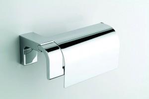 Держатель туалетной бумаги с крышкой Sonia Eletech 114160