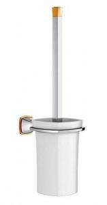 Ершик туалетный Grohe Grandera 40632IG0, хром/золото
