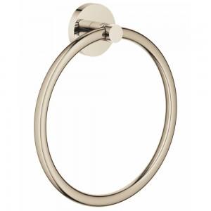 40365BE1 GROHE Essentials Кольцо для полотенца, никель глянец