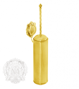 Ершик для туалета Migliore Cleopatra ML.CLE-60.703.DO золото