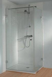 GC24200 Душевой уголок Riho Scandic, 100 х 80 см, стекло прозрачное