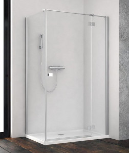 385044-01-01R/384054-01-01 Душевой уголок Radaway Essenza New KDJ 90 x 120 см, правая дверь
