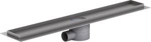 150326 Дренажный канал MEPA Fliese, 800 мм, в комплекте накладка под плитку, ножки, сифон 0,81л/с