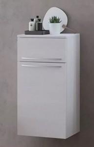 Шкаф подвесной Kolpa San Nayra 45, N 871 WH, цвет - белый матовый (white mat)