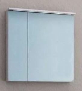 Зеркальный шкаф со светодиодной подсветкой Kolpa San Adele 70 TO 70 WH, цвет - белый матовый (white mat)