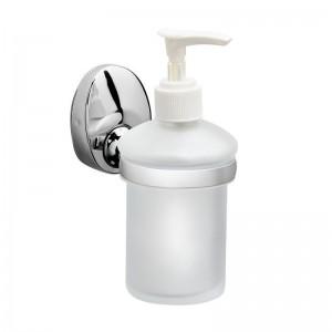 Дозатор для жидкого мыла Raiber R70116, хром