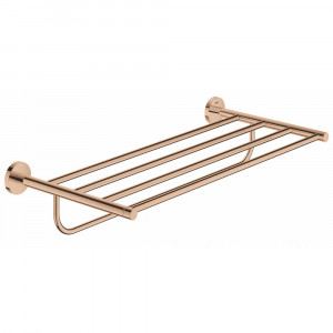 40800DA1 GROHE Essentials Держатель для банного полотенца, тёплый закат глянец