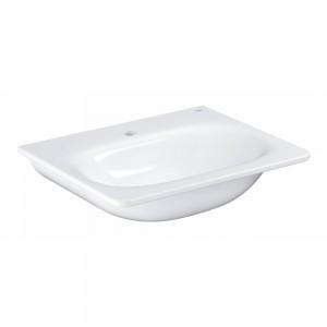 3956500H GROHE Essence Ceramic Раковина подвесная 60 см, альпин-белый