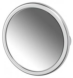 Косметическое зеркало Defesto Pro DEF 103 на вакуумных присосках с 5-ти кратным увеличением