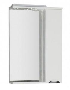 Зеркало-шкаф Aquanet Гретта 60 00177015, цвет белый