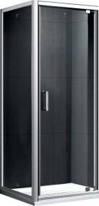 S28120-A100 Душевой уголок Gemy Sunny Bay, 60 х 100 х 190 см, стекло прозрачное