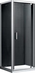 S28160-A100 Душевой уголок Gemy Sunny Bay, 100 х 100 х 190 см, стекло прозрачное