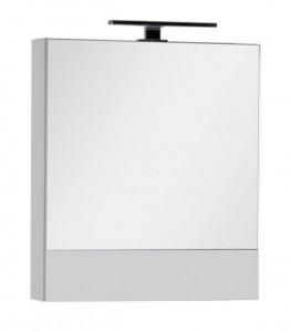 Зеркало-шкаф Aquanet Верона 58 (камерино) 00175344, цвет белый