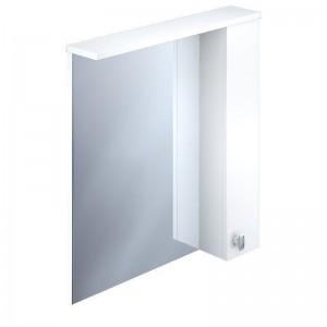 Зеркальный шкаф Iddis Rise RIS70W0i99, 70 см, цвет - белый