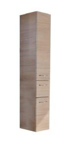 Пенал Pelipal Solitaire 6005 AG-HS 01-R натуральный с попер стр. 422/428 30 x 33 x 168 см подвесной, дуб Сан-Ремо