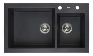 R31100 Мойка кухонная Reginox Amsterdam 25 85 x 50 см Caffe Silvery