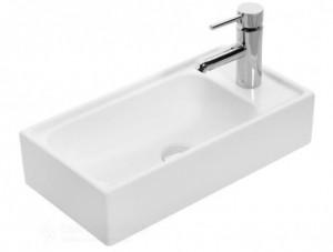 182339 Мебельная раковина Aquanet Sanovit 4045-KL 00182339 45 белая