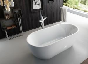 BELBAGNO Акриловая ванна BelBagno BB70-1500-800