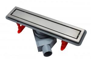 13100004 Душевой лоток Pestan Confluo Premium Line 650, решетка нержавеющая сталь