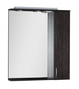 Зеркало-шкаф Aquanet Донна 80 00168939, цвет венге