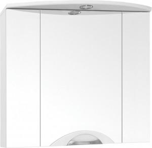 Зеркало-шкаф Style Line Жасмин-2 76/С Люкс, белый