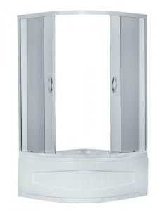 ER0510T-C4 Душевой уголок Erlit Comfort, 100 x 195 см