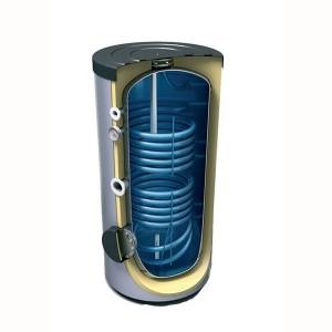 Бойлер косвенного нагрева Tesy EVS2 500  л.с двумя теплообменниками с возможностью установки ТЭНа