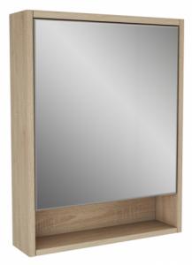 Зеркальный шкаф Alvaro Banos Toledo 55, дуб сонома