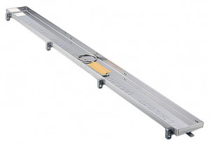 600770 Дизайн-решетка TECE Plate Drainline 70 см основа для плитки