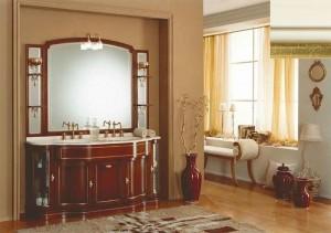Комплект мебели Eurodesign IL Borgo Композиция № 6, Avorio gold patiano/айвори c золотом