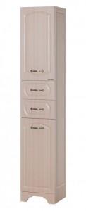 Пенал Bellezza Камелия-35, цвет - светлый лен, 35*34*190 см