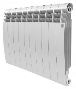 Радиатор биметаллический Royal Thermo BiLiner 500 10 секций