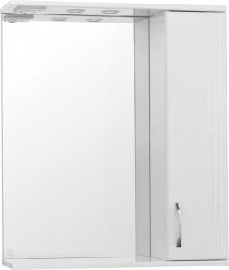 Зеркало-шкаф Style Line Эко Стандарт Панда 75/С белый