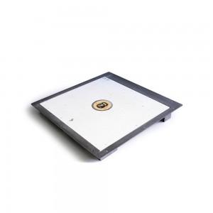Пр 2 80-80 Напольный люк Практика Портал Пр 2 80×80 см с амортизаторами
