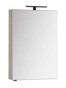 Зеркало-шкаф Aquanet Алвита 70 00183246, цвет ясень коимбра