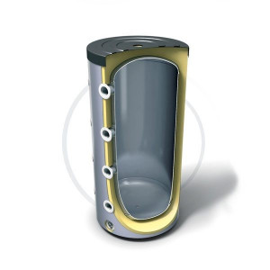 Буферная емкость без теплообменника Tesy P 2000 л.