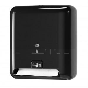Диспенсер для полотенец в рулонах Tork Matic 551108 с сенсором Intuition™, черный