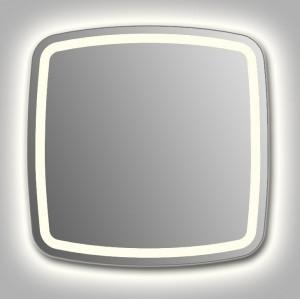 """Зеркало Wenz Design RR-strip-contour-H форма типа """"RR""""/ c контурной подсветкой"""
