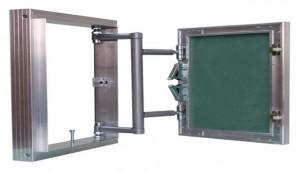 Сантехнический люк Revizor Алюклик ширина 30, высота 30